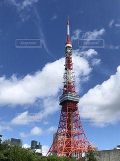 東京タワーの写真・画像素材[2709454]