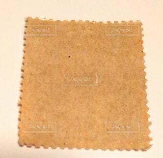 古い和紙のクローズアップの写真・画像素材[3482483]
