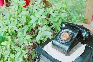 携帯電話のない時代の写真・画像素材[3548671]