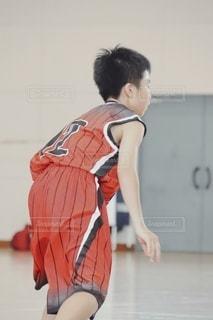 バスケットボールの写真・画像素材[3537638]