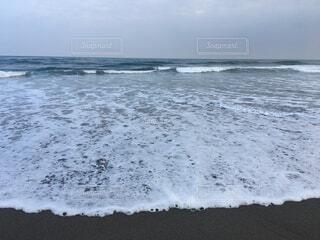 海の流れの写真・画像素材[3778387]