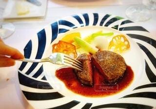 ヒレ肉のステーキの写真・画像素材[3703545]
