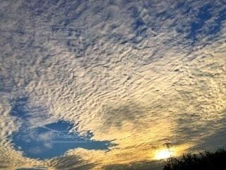 今日の空模様❷の写真・画像素材[3786916]