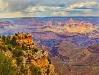 グランドキャニオン(Grand Canyon)の雄大な景色の写真・画像素材[3987265]