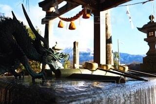神社の写真・画像素材[4082087]