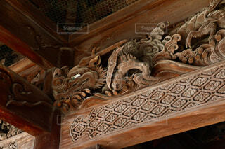 社寺建築の写真・画像素材[4243748]