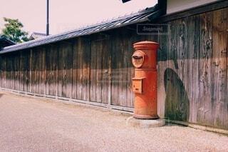 郵便ポストの写真・画像素材[4632986]