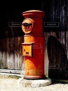 郵便ポストの写真・画像素材[4634627]