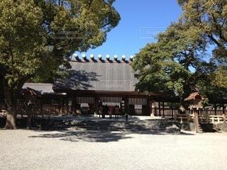 熱田神宮の写真・画像素材[3525350]