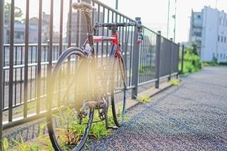ロードバイクの写真・画像素材[3521771]