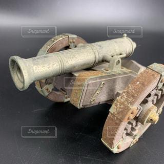大砲の写真・画像素材[3496935]