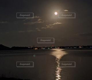 満月の写真・画像素材[3506875]