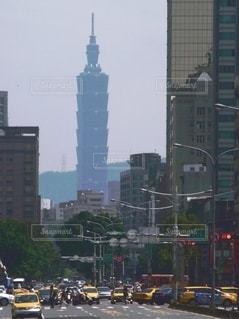 台北101の写真・画像素材[3531235]