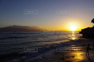 夕日の写真・画像素材[150772]