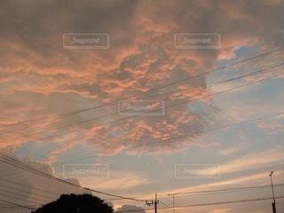 夕焼けの空の写真・画像素材[3578388]