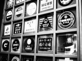 店内のディスプレイの写真・画像素材[3515280]