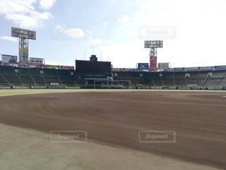 甲子園球場の写真・画像素材[3515282]