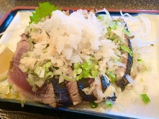 米と野菜と一緒に食べ物の皿のクローズアップの写真・画像素材[3512530]