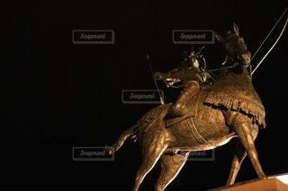 徳川家康の像の写真・画像素材[3510270]