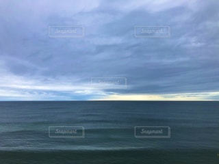 水平線の写真・画像素材[3517819]