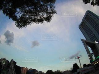 街の通りの眺めの写真・画像素材[3720764]