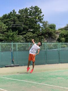 tennis4の写真・画像素材[3729255]