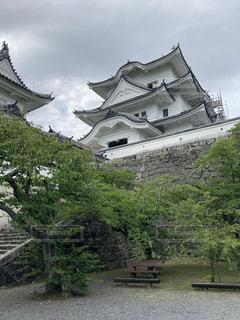 伊賀上野 白鳳城の写真・画像素材[3522259]