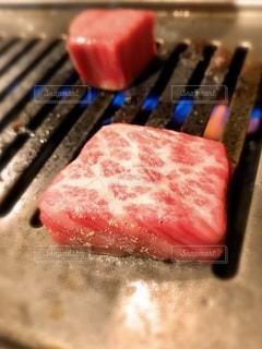 ステーキハウスの牛肉の焼き肉の写真・画像素材[3537878]