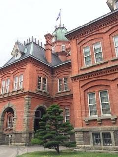 北海道庁赤レンガ 北海道庁旧庁舎の写真・画像素材[3532000]