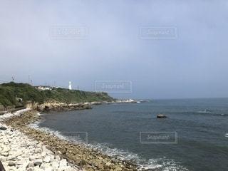 犬吠の海の写真・画像素材[3561603]