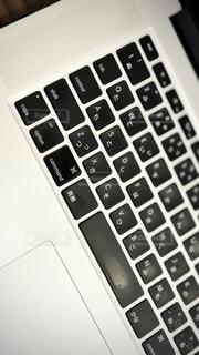 Macbookのキーボードの写真・画像素材[3606682]