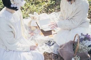 夢の女子会の写真・画像素材[3532999]