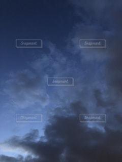 空の雲の群の写真・画像素材[3562071]