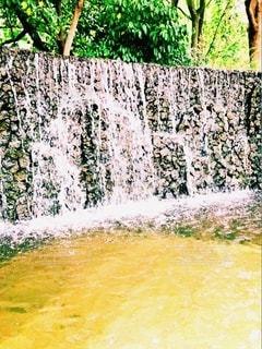 滝の写真・画像素材[3641143]