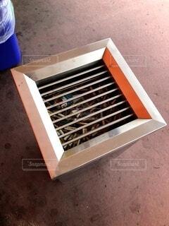 喫煙所の写真・画像素材[3652322]