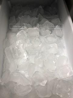 氷の写真・画像素材[3541214]