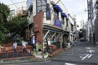 二子新地の街中の写真・画像素材[3610485]