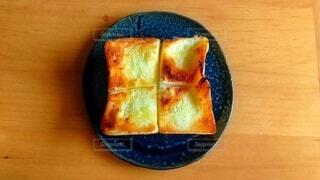 バタートーストの写真・画像素材[3877833]