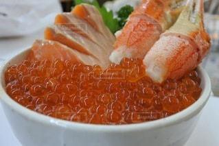 海鮮丼の写真・画像素材[3567454]