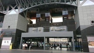 京都駅の写真・画像素材[4028857]
