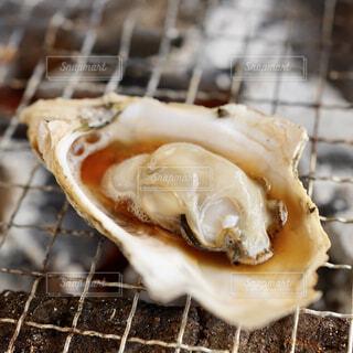 牡蠣焼きの写真・画像素材[4317577]