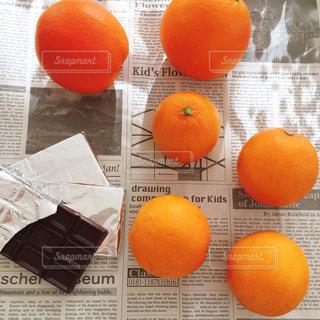 オレンジの写真・画像素材[332944]