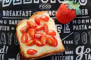 食べ物のクローズアップの写真・画像素材[2852256]