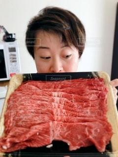 松阪牛を喰らうの写真・画像素材[3586219]