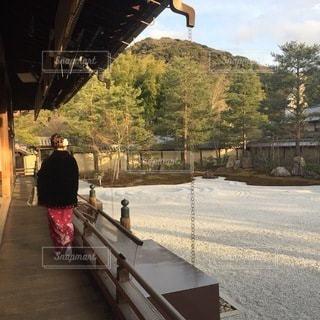 夕方の高台寺の写真・画像素材[3585552]