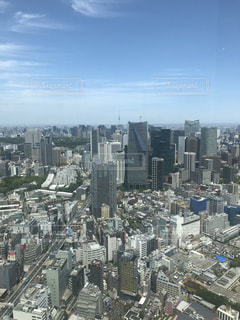 大都市の風景の写真・画像素材[3585846]