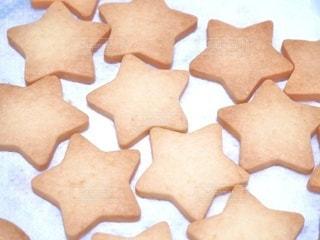 素焼きクッキー/焼きたて1の写真・画像素材[3639238]