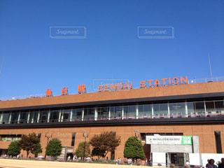 JR仙台駅 建物外観の写真・画像素材[2170135]