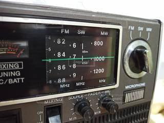 古いラジオの写真・画像素材[3602724]