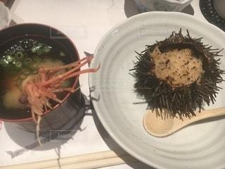 お寿司屋さんにての写真・画像素材[3612024]